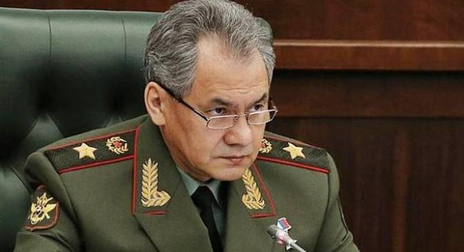 Rusya Savunma Bakanlığı'ndan 'Suriye' açıklaması