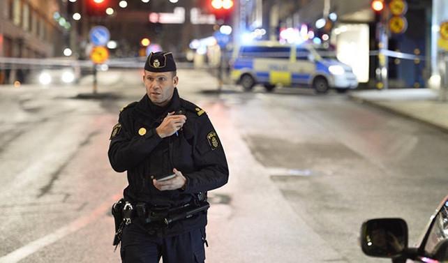 İsveç'te ikinci saldırı alarmı