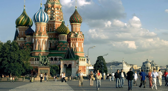 Rusya'da GSYH ilk çeyrekte yüzde 0.5 artı