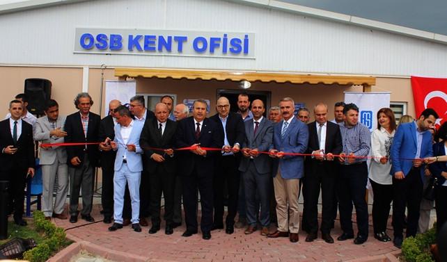 Manisa OSB çalışanları için 5 bin 500 konutluk proje