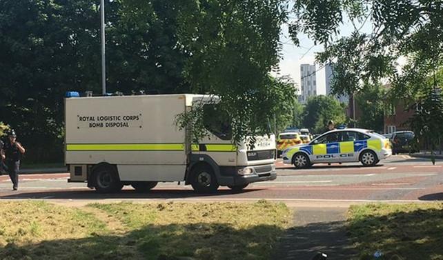 Manchester'da terör alarmı
