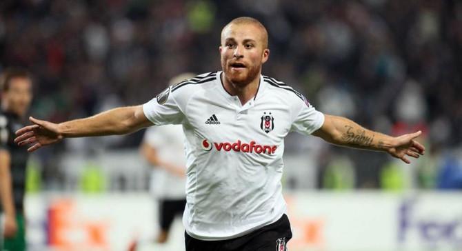 Gökhan Töre Beşiktaş'a dönüyor