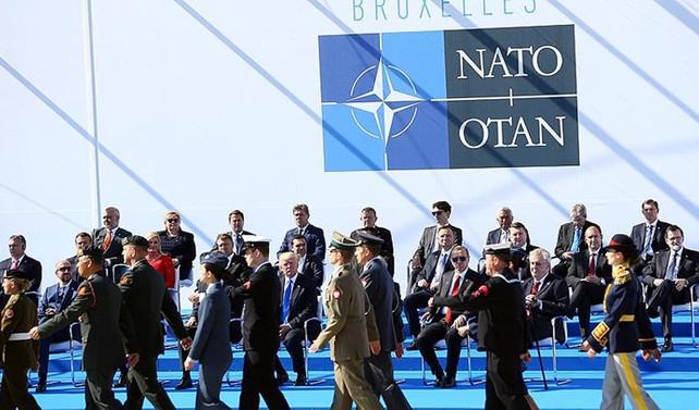 NATO'nun yeni karargahı teslim edildi