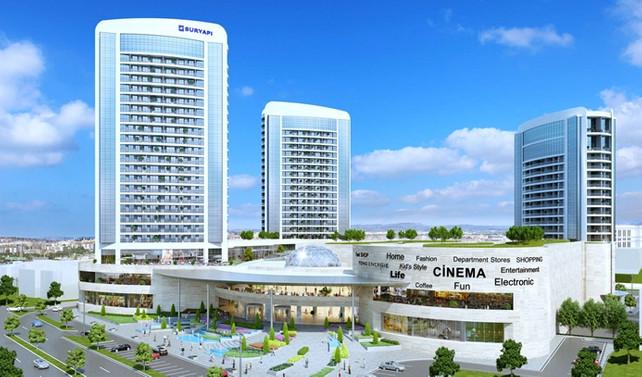 Sur Yapı Bursa'da 650 milyon dolarlık 'Marka' açıyor