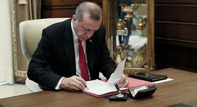 Erdoğan, yapılandırma kanununu onayladı