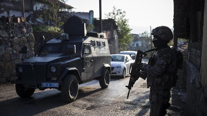 178 terörist etkisiz hale getirildi