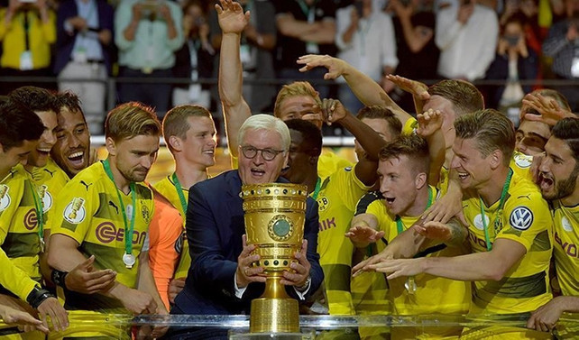 Almanya Kupası Dortmund'un