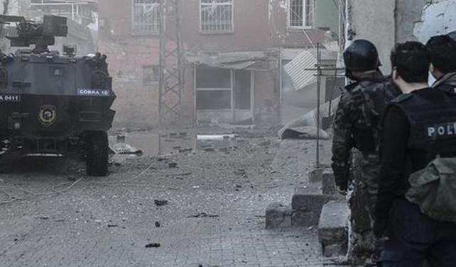 Diyarbakırdaki 59 köyde sokağa çıkma yasağı ilan edildi 56
