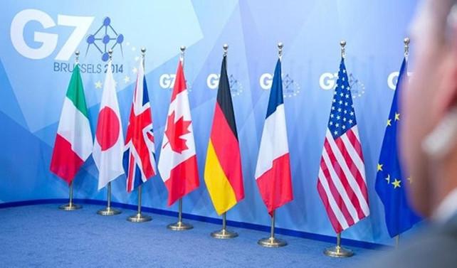 Çin, G-7'ye tepki gösterdi