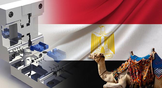 Mısırlı şirket plastik enjeksiyon kalıpları ürettirecek