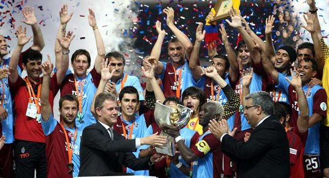 Trabzonspor'un haciz kararı kaldırıldı