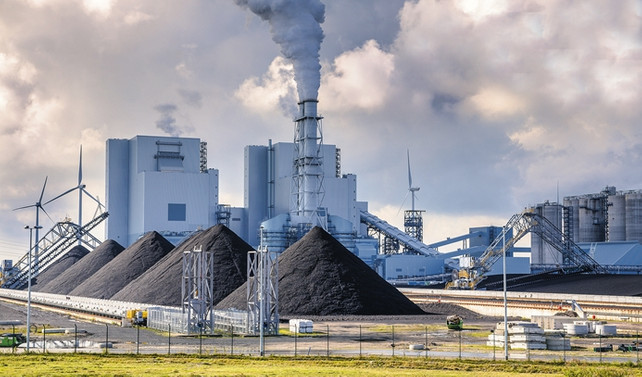 Almanya, elektriğin yüzde 40'ını kömürden karşıladı