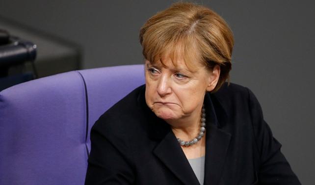 Merkel'den Trump'ın tavrı sonrası sert açıklama