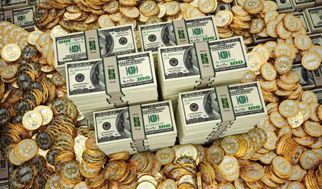 Bitcoin zirvenin 520 dolar gerisinde