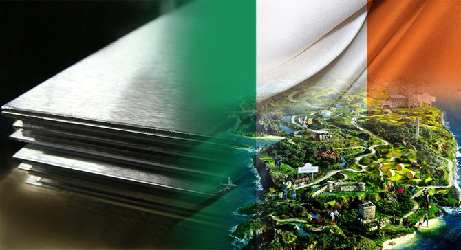 İrlandalı firma sac levhalar satın almak istiyor