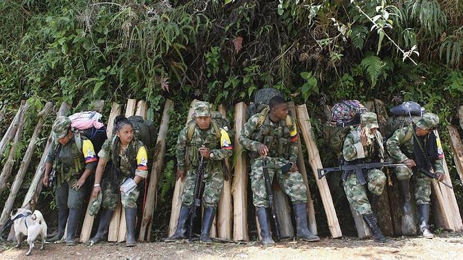 FARC'ın silah bırakma süreci 20 gün uzatıldı