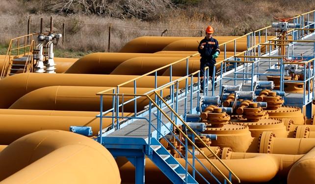 2016'da 40 milyon ton petrol ithal edildi