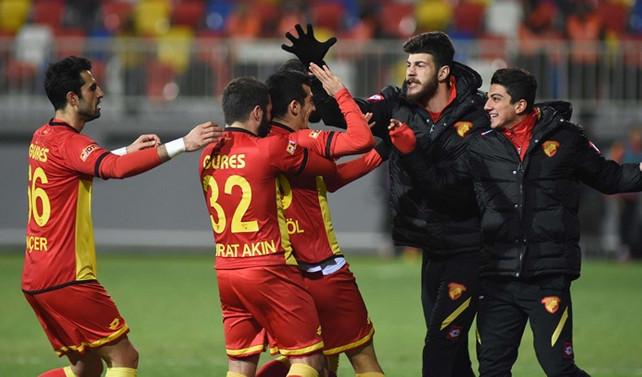 İzmir'de Süper Lig heyecanı