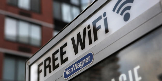 AB'de ücretsiz Wi-Fi dönemi