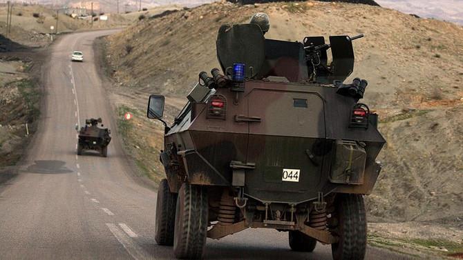 Şırnak'ta 5 terörist teslim oldu