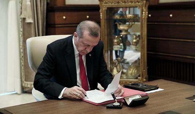 Erdoğan, 7021 sayılı kanunu onayladı