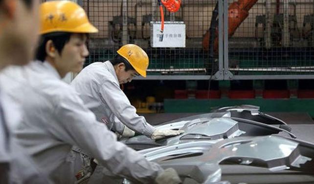 Çin'de imalat PMI beklenenden iyi geldi