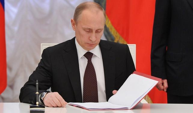 Putin, Türkiye'ye yönelik bazı kısıtlamaları kaldırdı