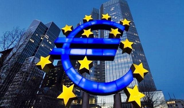 Euro Bölgesinde yıllık enflasyon yavaşladı