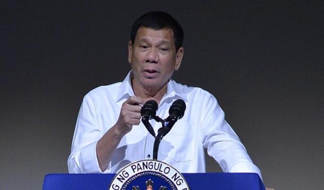 Duterte, İslamcı militanlarla görüşmeyecek