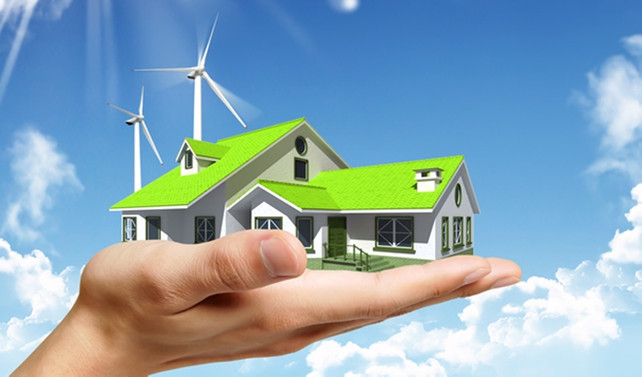 "Konutta trend ""yeşil bina""da yaşamak!"