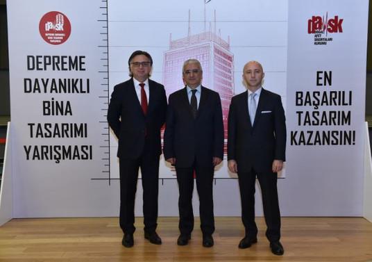 DASK Depreme Dayanıklı Bina Tasarımı Yarışması'nda final heyecanı