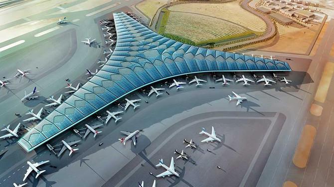 Limak, Kuveyt'te4.5 milyar $'lık terminal yapacak