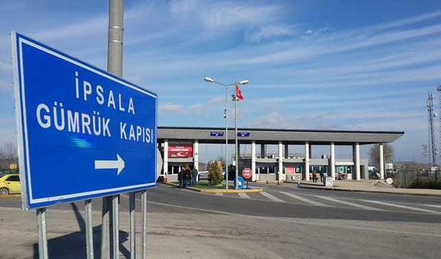 Yunanistan'daki grev sınır geçişlerini etkiledi