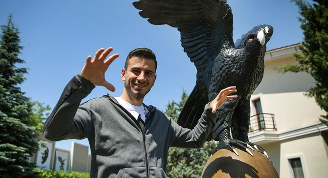 Özyakup: Beşiktaş ile Avrupa'da başarı istiyorum