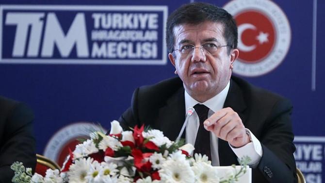 Zeybekci'den ihracat verisi yorumu