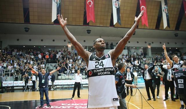 Beşiktaş Sompo Japan, seriyi 2-0 yaptı