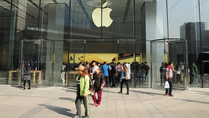 Çin'de Apple çalışanı 22 kişiye gözaltı