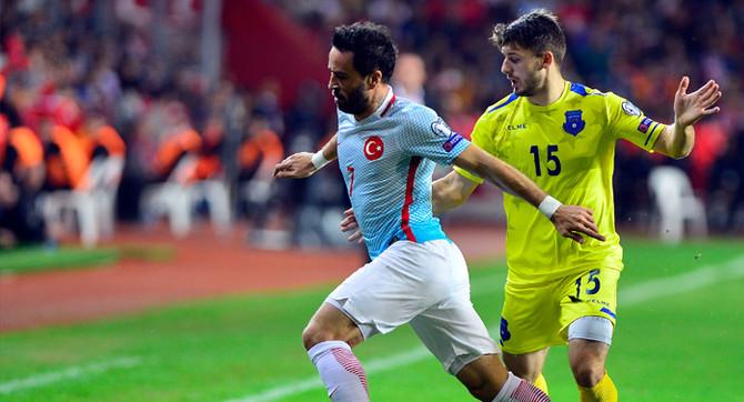 A Milli Futbol Takımı'nın rakibi Kosova