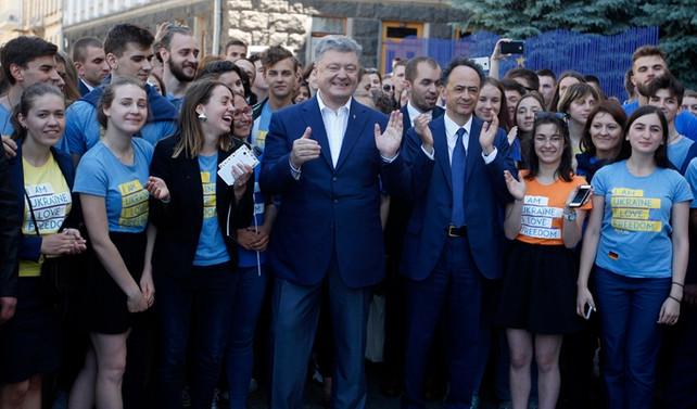 Ukrayna'dan AB'ye vizesiz seyahat uygulaması başlıyor