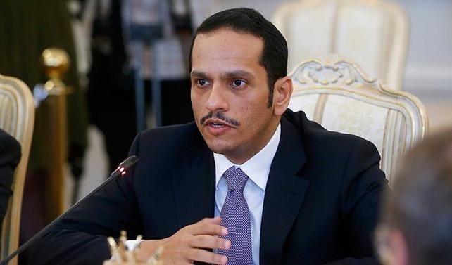 Katar'dan Trump'a yanıt