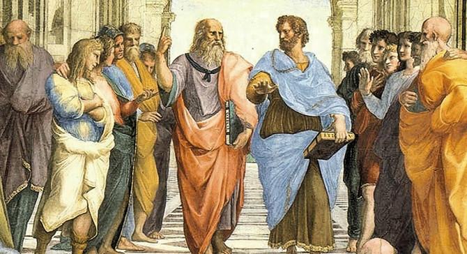 Filozoflar Nasıl Yürür?