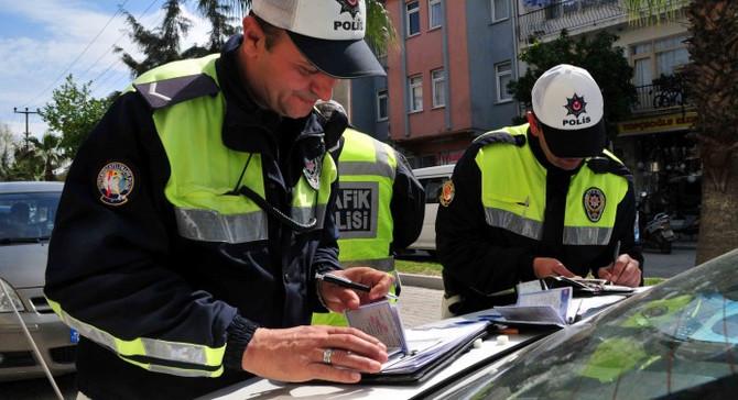 10 yılda 18 milyar lira trafik cezası