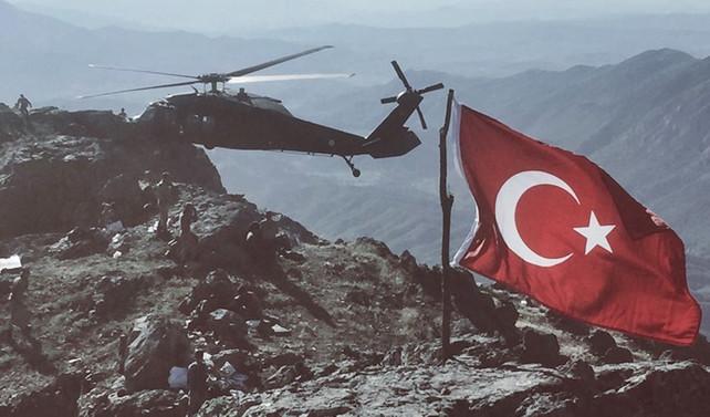 Diyarbakır'da 10 bin personelin katılımıyla operasyon