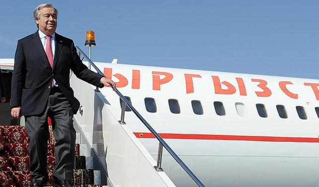 'Kırgızistan'ın gelişmesini desteklemeye devam edeceğiz'