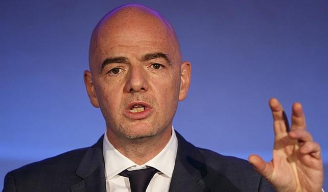 'Katar'ın Dünya Kupası'na hazırlanabileceğine inanıyoruz'