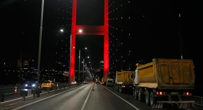 Köprü'de onarım çalışmaları başladı