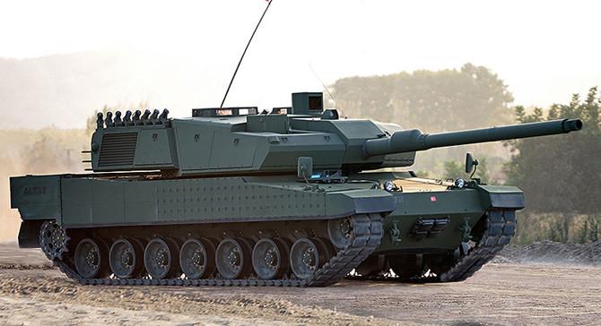 Otokar hisseleri 'Altay Tankı' ile düşüşe geçti