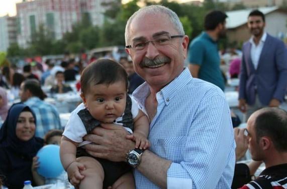 Mardin sevdalısı; Vali Mustafa Yaman