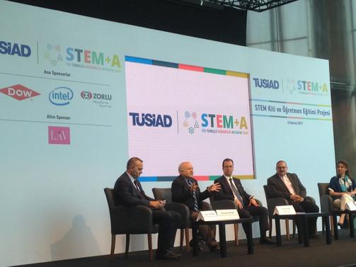 TÜSİAD STEM Projesi'ni yarın açıklıyor