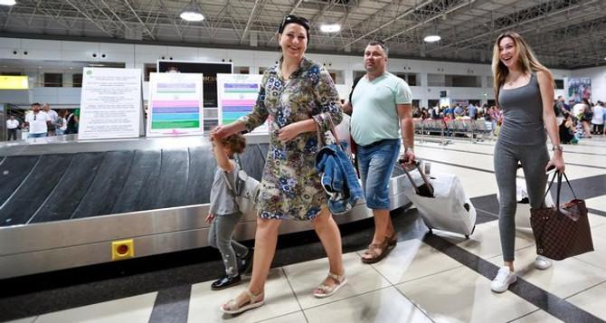 Ruslar 'Rusya Günü' tatili için Türkiye'yi seçti